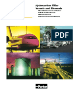7537 (Hydrocarbon Filter Vessels & Elements - 09-2002)