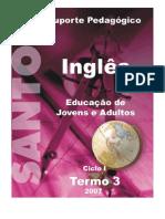 Apostila Inglês - Ensino Fundamental - T3 Student´s Book