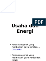 7. Usaha Dan Energi