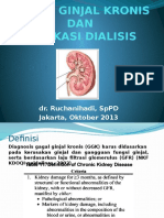 Dr Didik Penyakit Ginjal Kronis