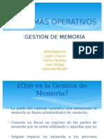 SO Gestion de Memoria GRUPO2