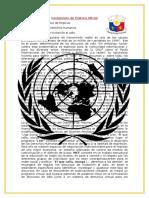 Documento de Postura Oficial UP MUN 2016 FILIPINAS