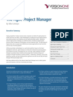 V 1 the Agile Project Manager