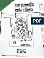 Despre Preoție În Texte Alese