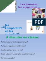 Year 8 - Journaux_et_Magazines