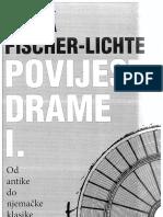 Erica Fischer-Lichte - Povijest Drame 1 i 2