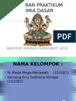 Identifikasi Fecl Dan Kmno4