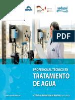 Brochure Tratamiento de Agua