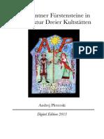 Die Kärntner Fürstensteine in der Struktur Dreier Kultstätten.pages