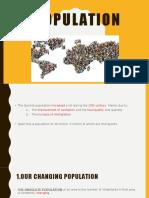 4 Population 5º primaria social science