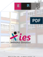 Revista Ies Jeronimo Gonzalez