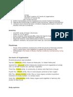 A&P Notes