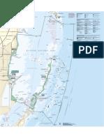 2006 Biscayne National Park Map