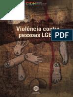 OEA - CIDH - Relatório Violência Contra Pessoas LGBTI - 2015