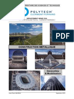 ET NOTIONS FONDAMENTALES DE THODES TALLIQUE DIMENSIONNEMENT CONSTRUCTION TÉLÉCHARGER M M
