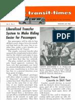 Transit Times Volume 8, Number 3