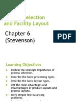 4 Process Layout-Ch 6(Stevenson)