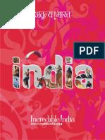India Brouchure