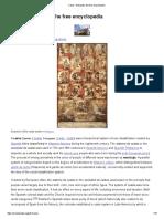 Casta - Wikipedia, The Free Encyclopedia