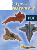 Jayson Merrill - Origami Aircraft - 2006 En