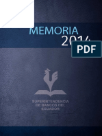 Memoria 2014 Final