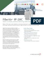Ceragon FibeAir IP-20C Brochure ETSI