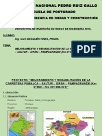 Carretera Pomalca _ Pampagrande - Final