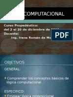 Lógica computacional - prope2