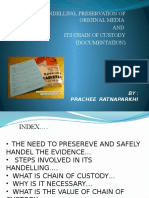 Chain of Custody Ppt