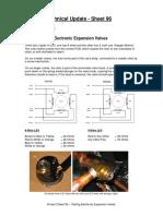 Prod Sht 96 - Testing Electronic Expansion Valves