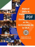 Civil Society Spanish)
