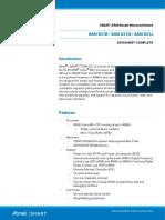 Atmel 42181 SAM D21 Datasheet
