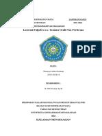 Lapsus Trama Oculi - Wismoyo Indra Zoelman - 10542015810 (Edit versi dr. Soraya).docx