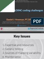 2016 11 - Addressing LOINC Coding Challenges