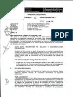 Resolución Nª 031 2014 SUNARP TR L Inscripción de cambio jurisdicción