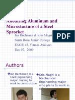 Anodizing Aluminum 07 2003