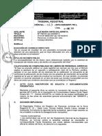 Res. Nª 023 2014-Sunarp-TR-L
