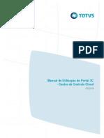 Manual Utilizacao Portal - totvs