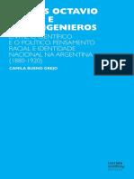 Camila Bueno Grejo - Carlos Octavio Bunge e José Ingenieros