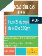 Finanzas biblicas