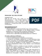 Manual Probador Multiple Pm-2005