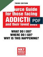 Heroin Resource Guide
