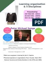 Scholar Peter Senge Presentation