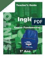 Apostila Inglês - Ensino Fundamental - T5 Teacher's Guide