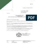Observaciones a las Clausulas Suelo de España por la Comisión Europea y otros