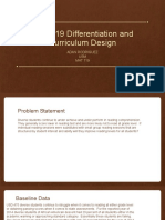 mat 719 differentiation and   curriculum design  final