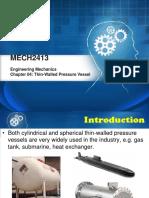 Ch04 Thin Walled Pressure Vessel