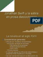 Jonathan Swift y la sátira en prosa dieciochesca