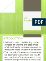 Hvac and Air Conditioning