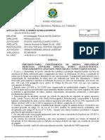 Acórdão - Reinaldo Dias.